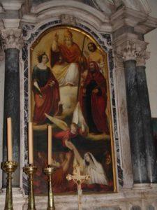 Cherso Madonna della Neve