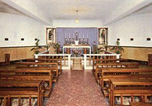 Collegio Zandonai Cappella
