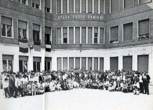 Gruppo di ex collegiali istriani