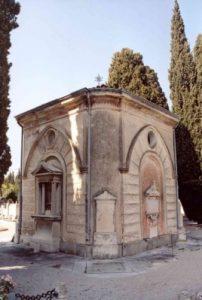 Isola cimitero