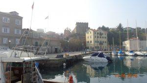 Muggia Porto e Castelloo