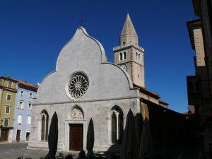 Muggia chiesa dei Santi Giovanni e Paolo