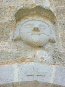 testa di Attila